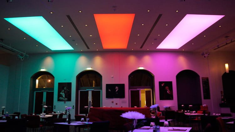 njo led lighting solutions for bars and restaurants