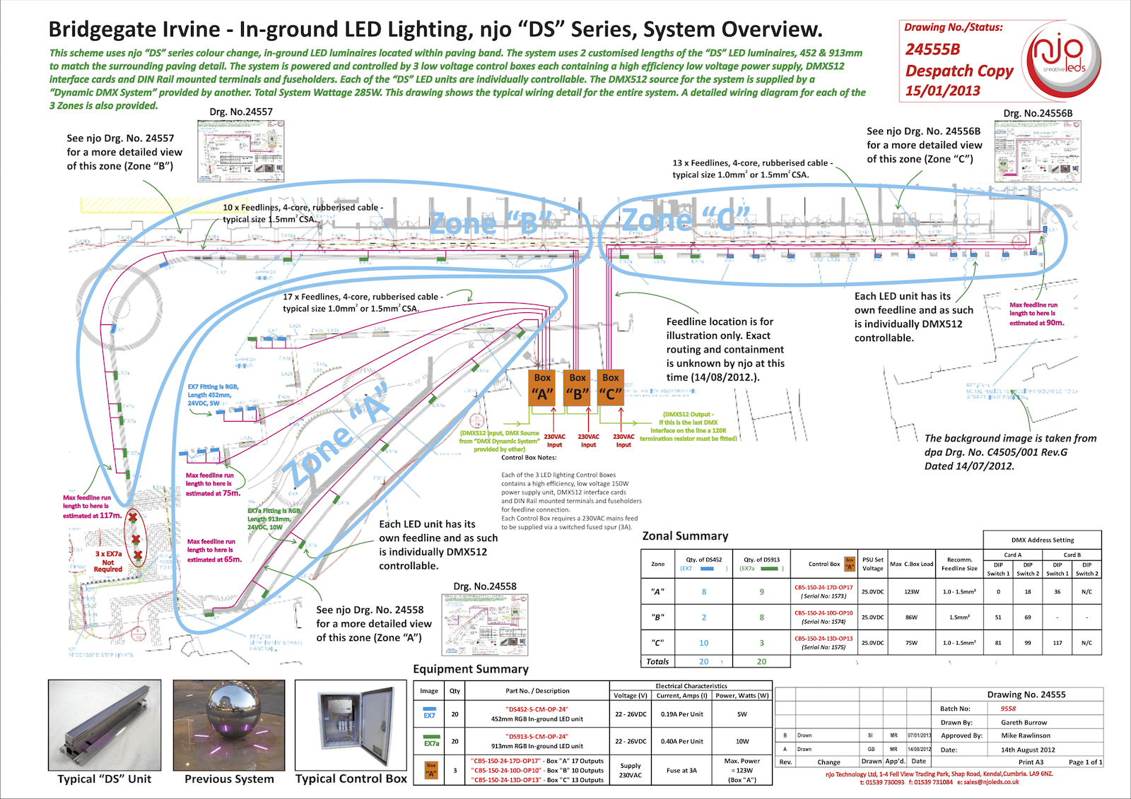 njo Bridgegate Irvine technical wiring diagram